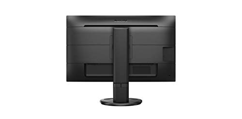 Philips 276B9 - 27 Zoll QHD USB-C Docking Monitor, höhenverstellbar (2560x1440, 75 Hz, HDMI, DisplayPort, USB-C, USB Hub) schwarz