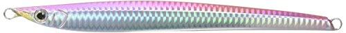 スミス(SMITH LTD) メタルジグ ルアー CB.マサムネ 185mm 155g レーザーピンク #9