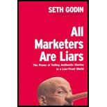 All Marketers Are Liars (05) by Godin, Seth [Hardcover (2005)]