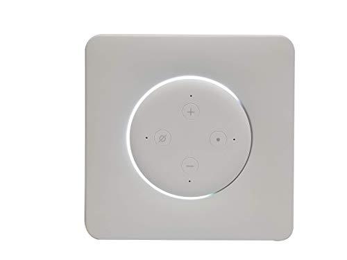 Save %14 Now! Vail AMP 3 - in Wall Flush Mount Stereo 60 Watt Amplifier for Amazon Echo Dot (3rd Gen...