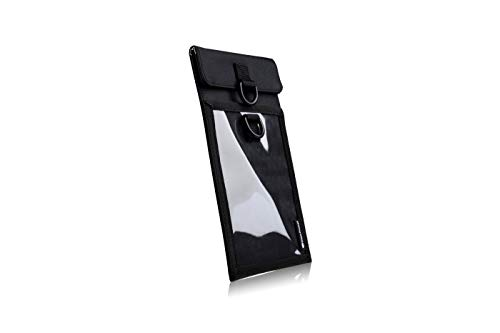Silent Pocket Loto Locking Cell Phone Faraday Sleeve