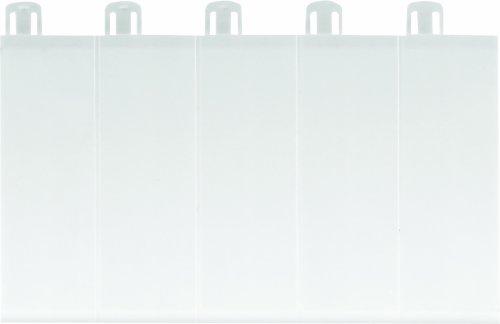 Legrand LEG93041 - Obturador para cuadro eléctrico, color blanco