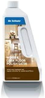 Dr. Schutz Wood and Cork Floor Polish Satin 750ml