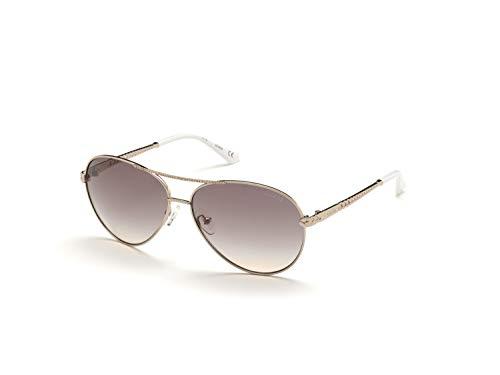 Guess Sonnenbrillen (GU-7470-S 28E) roségold - grau-braun verlaufend