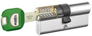 Matrix Kaba Cilindro Alta Seguridad + Refuerzo, 30 - 50, Niquelado