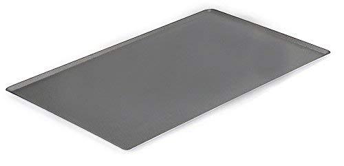 DE BUYER -8161.40 -plaque patissiere choc alu. 40x30cm