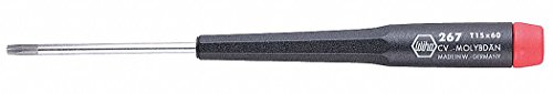Wiha 26706 Torx Screwdriver With Precision Handle, T6 x 40mm