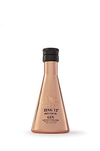 Alembic Craft Zing 72 Botanical Gin (1 x 0.05 l)