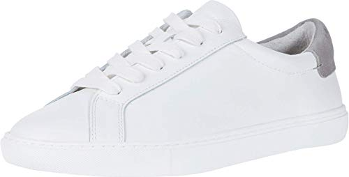 Sam Edelman Women's Lupita Shoes Sneaker, White, Numeric_5