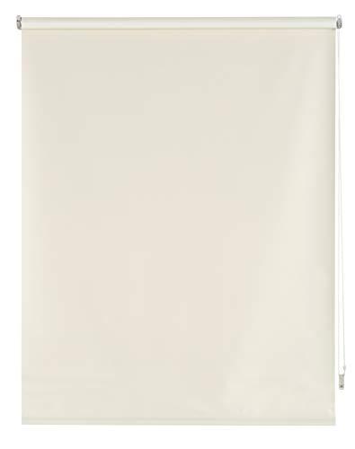 Blindecor Draco Estor Enrollable Opaco Liso, Beige, 100 x 230 cm