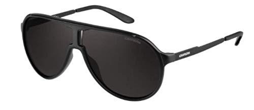 Carrera - Occhiali da sole New Champion taglia M, colore nero opaco, per uomo, indice 3