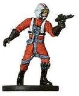 Star Wars Miniatures: Rebel Pilot # 17 - Rebel Storm