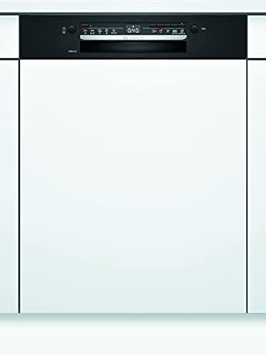Bosch Elettrodomestici SMI2ITB33E Serie 2, Lavastoviglie integrabile, 60 cm, nero