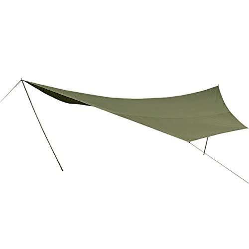 DUTUI Tienda Hexagonal Ocio Al Aire Libre Toldo A Prueba De Lluvia Camping Espesado Protector Solar Playa Toldo para Acampar Gran Espacio Resistencia Efectiva Al Viento