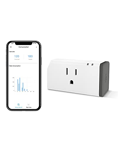 Sonoff S31 Wi-Fi Smart Plug with Energy Monitoring ...