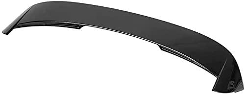 XDHN Alerón Trasero de Coche ABS, ala del Parabrisas de la Puerta Trasera, Negro Brillante, Accesorios de Estilo de Coche, para Seat Leon 5F Mk3 5 Puertas 2013-2020