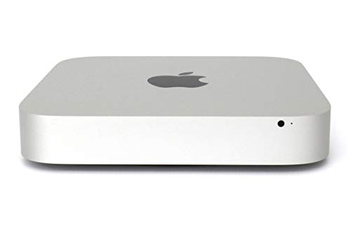 Steady Comps Ltd Mini Desktop Mac/2.5Ghz Core i5/1TB SSD/16GB RAM/Intel HD Graphics 4000/Wireless Keyboard and Mouse/Dual booting Mac with Windows 10 Professional/BootCamp Bundle