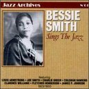 Sings the Jazz by Bessie Smith