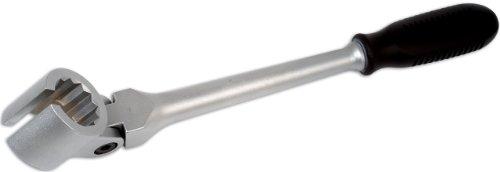 Laser 4257 Clé pour sonde Lambda 22 mm Simple et Double Hex