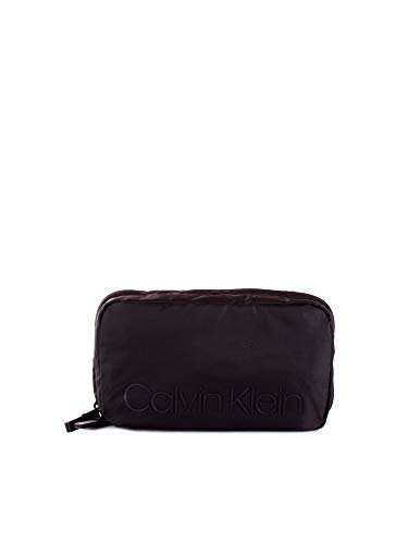 Calvin Klein Shadow Washbag Black