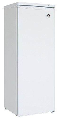 Igloo FRF690B Upright Freezer, 6.9 Cubic Feet, White