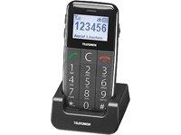 Telefunken T95 schwarz Handy ohne Branding