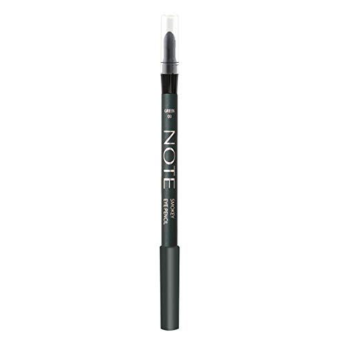 Note Cosmetics Smokey Eye Pencil Green - 1.2 Gramsrams