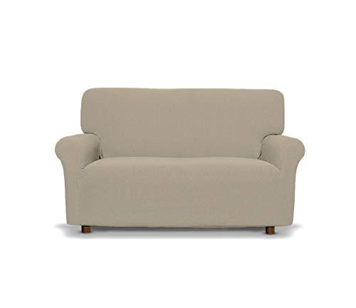 Datex Funda cubre sofà Più Bello Crema 70/110 x 90 cm