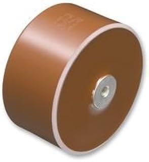 μF Diámetro Condensadores universales de metal con cable : 80 Altura : 160. : 55 mm mm Fuerte
