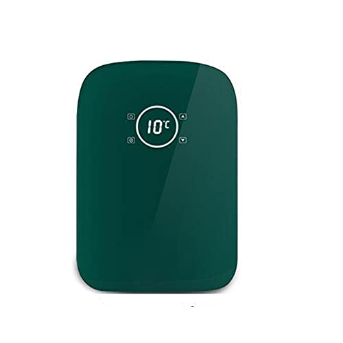 XIAOLIN 20l Mini Skini Skinicare Beauty Fridge para Maquillaje Cosmético Coche Frigorífico Mini Refrigerador Refrigerador para Productos De Cuidado De La Piel, AC/DC Adaptador