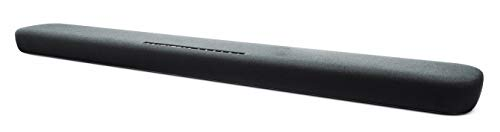 Yamaha Audio YAS-109 Sound Bar with Built-in Subwoofers, Bluetooth, and Alexa Voice Control Built-in