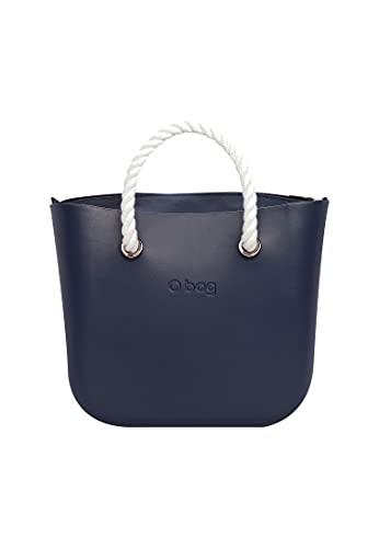 O bag OBAG Damen Handtasche, Marineblau, Einheitsgröße