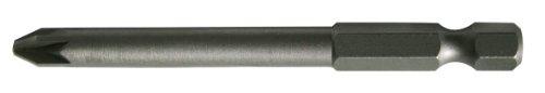 Tornillo drehbit Pozidriv largo PB/4–1L–Diámetro PZ 1(6,3mm/1/4') 6cantos profesional