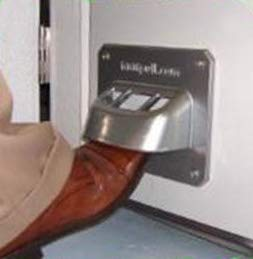 FootPull FP03 Hands Free Door Opener. Use Your Foot to Open a Door, Avoid Germs!