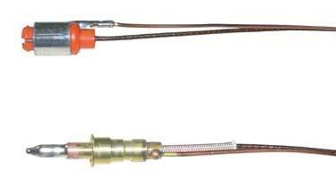 THERMOCOUPLE LONGUEUR 275 M/M POUR CUISINIERE ARTHUR MARTIN ELECTROLUX - 357056301