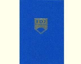 FDJ Ausweis DDR - DDR Produkte - für Ostalgiker - Ossi Produkte