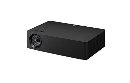 LG Beamer HU70LSB bis 355,6 cm (140 Zoll) CineBeam LED UHD 4K Projektor (1500 Lumen, HDR10, webOS 4.5, TruMotion) schwarz