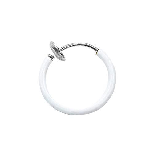 5 uds.Pendientes de aros de cartílago pequeños pendientes redondos con anillos hipoalergénicos para la nariz y los labios colgantes para mujeres y niñas