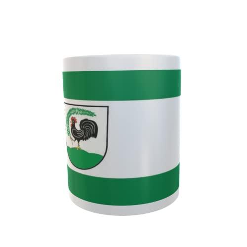U24 Tasse Kaffeebecher Mug Cup Flagge Golzow (Oderbruch)