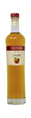 Roner Privat Caldiff astucciato (1x 0,5l) - Acquavite dell'anno ISW 2020 - distillato di Mela Gravensteiner invecchiato 3 anni Distilleria Artigianale Alto Adige Südtirol - 500 ml
