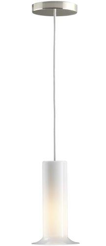 Kohler K-14472-SN - Lámpara de techo colgante (níquel pulido)