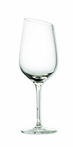 EVA SOLO 541005Vino Blanco Cristal, Vidrio Soplado Artesanalmente, 300ml, Transparente, 12x 12x 22,1cm