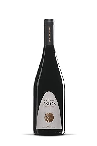 Ysios Los Prados Caja de madera Premium D.O.Ca Rioja Vino - 750 ml