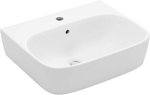 Kohler K-77767-1-0 ModernLife - Lavabo de baño, color blanco