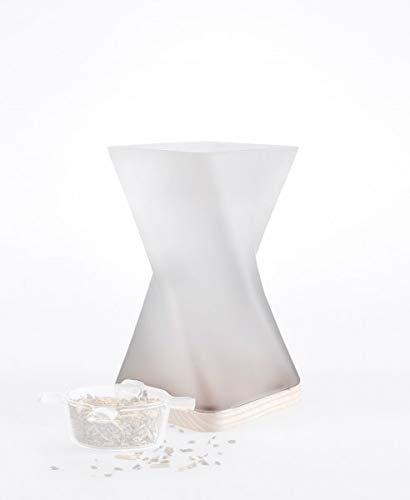 Natures-Design - Cuerpo de cristal de repuesto para lámpara aromática Odoris