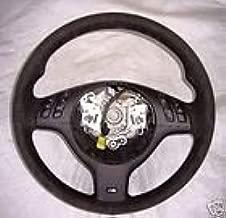 EuroActive BMW Alcantara M Sport E46 3 Series Steering Wheel New