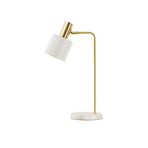 Kfhfhsdgsatd Lampara Mesa, Lámpara de escritorio LED Multi-ángulo Ajustable Escritorio Simple Lámpara Protección de los ojos Lectura Lámpara de mesa Lámpara Sala de estar Dormitorio Detalle Decoración