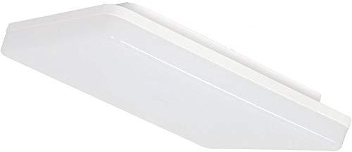 Plafoniera rettangolare ultrapiatta, luce a LED, 15Watt, IP44, per ambienti umidi, 230V, luce bianca diurna (4000K)