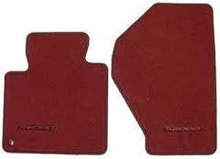 New Honda Access S2000 Euro 4 Pcs Left Hand Drive Red Floor Mat Set S2K AP1 AP2