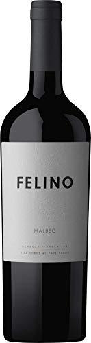 Vina Cobos Felino Malbec Mendoza Rotwein argentinischer Wein trocken Argentinien
